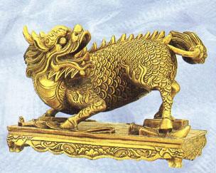 Джупо-Лун | Китайская мифология