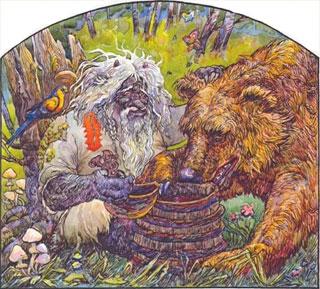 Леший | Славянская мифология