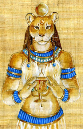 Мафдет | Египетская мифология