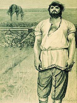 Микула Селянинович | Славянская мифология