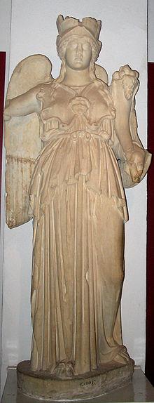 Минерва | Римская мифология