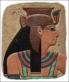 Нехбет | Египетская мифология