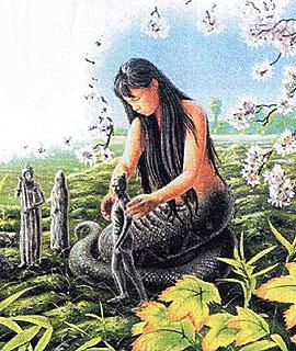 Нюйва | Китайская мифология