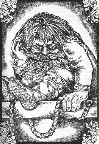 Овинник | Славянская мифология
