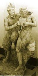 Пан | Греческая мифология