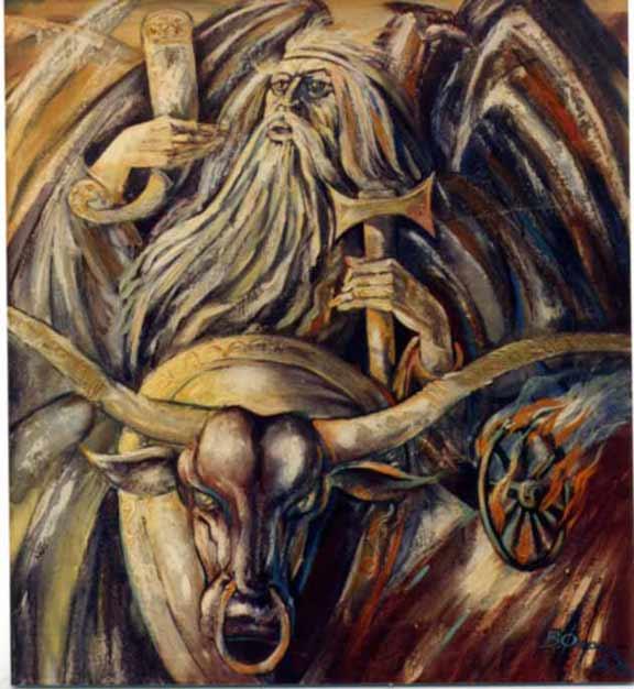 Перун | Славянская мифология