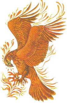 Феникс | Греческая мифология