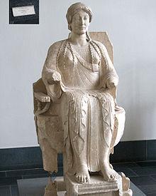 Прозерпина | Римская мифология