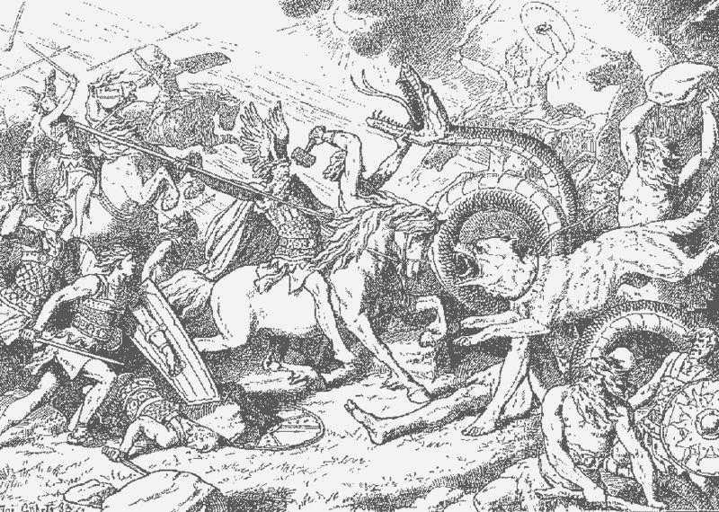 Рагнарёк | Скандинавская мифология