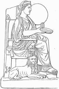 Рея | Греческая мифология