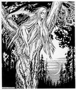 Русалка | Славянская мифология
