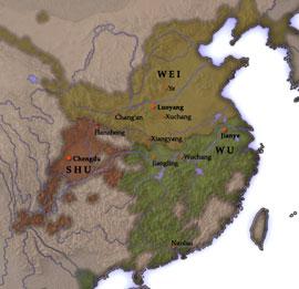 Шу (царство) | Китайская мифология