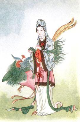 Си Ванму | Китайская мифология