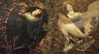 Сирин | Славянская мифология