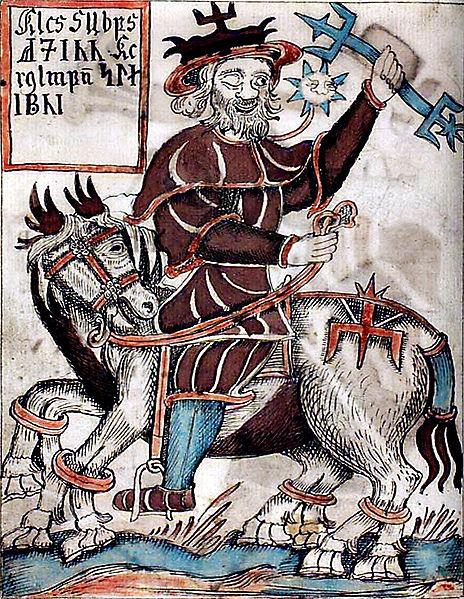 Слейпнир | Скандинавская мифология