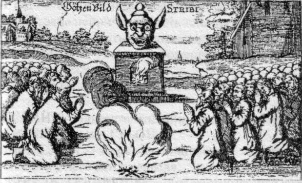Стрибог | Славянская мифология