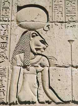 Тефнут | Египетская мифология