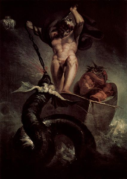 Ёрмунганд | Скандинавская мифология