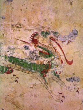 Цин Лун | Китайская мифология