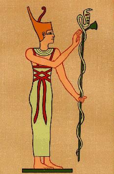 Уаджит | Египетская мифология
