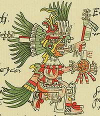 Уицилопочтли | Мифология Ацтеков