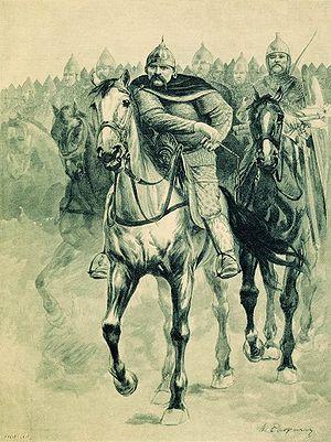 Вольга Святославич | Славянская мифология