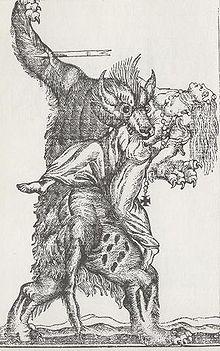 Волколак | Славянская мифология