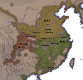 У (царство) | Китайская мифология