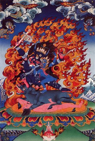 Яма   Индийская мифология